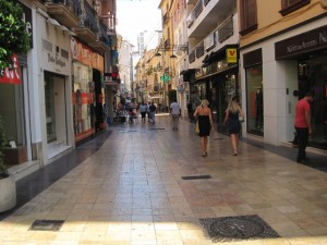 CALLE MAJOR GANDIA - SHOP, SHOPS AND MORE SHOPS...