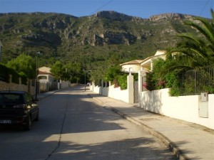 Property around Gandia